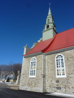 Saint-Jean Church, Ile d'Orléans