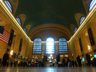 Grand Central Terminal NY