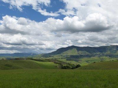 Champagne Valley, Drakensbergen