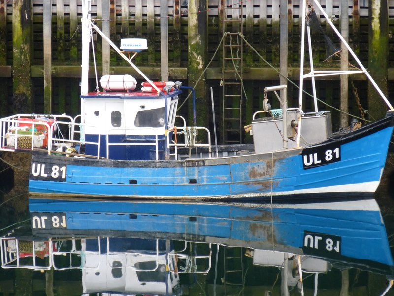 Harbour of Ullapool
