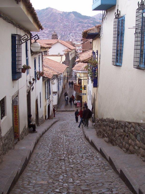 Cuzco streetlife