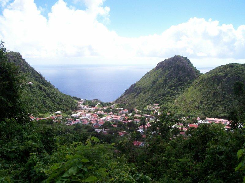 The Bottom, Saba