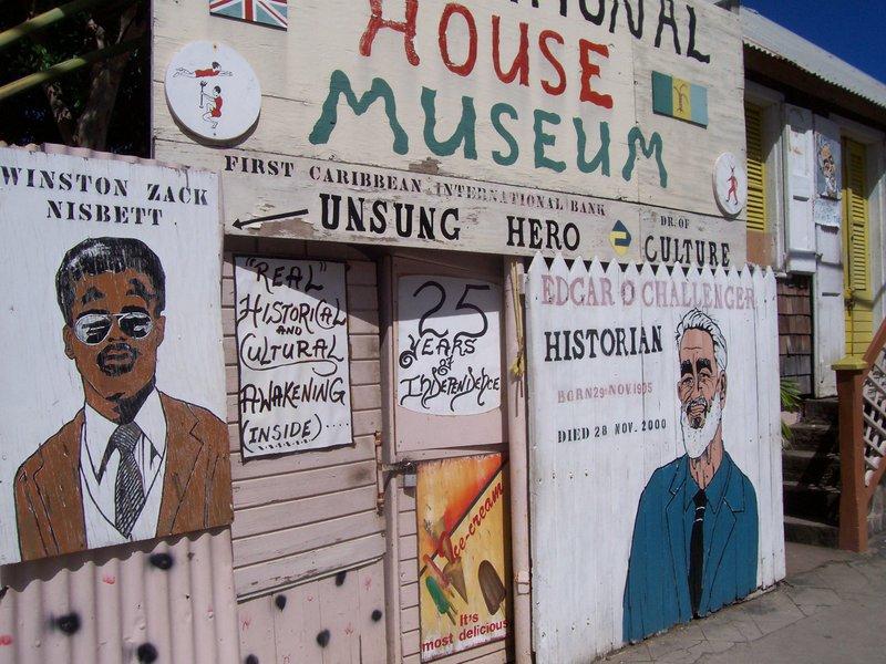 Museum in Basseterre