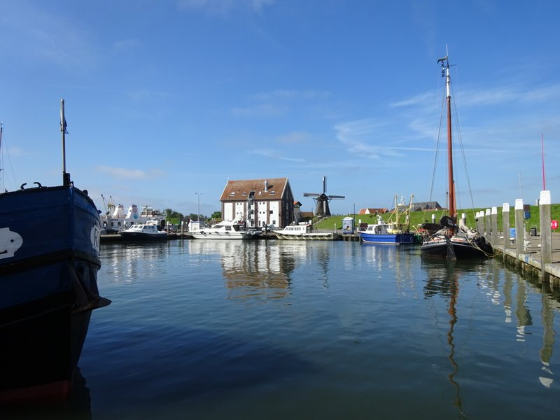 Oudeschild Harbour