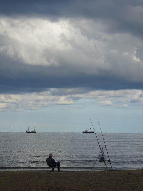 Fisherman, Texel