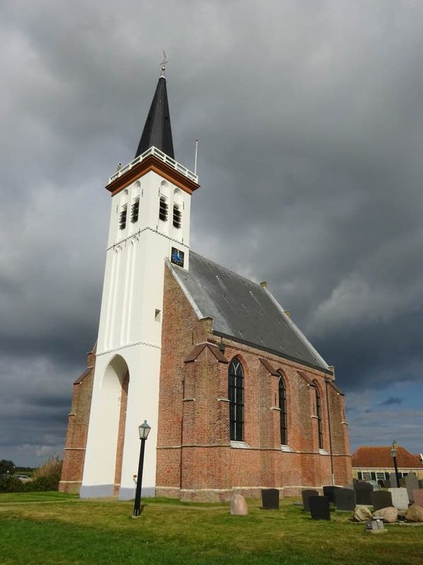 White Church, Den Hoorn