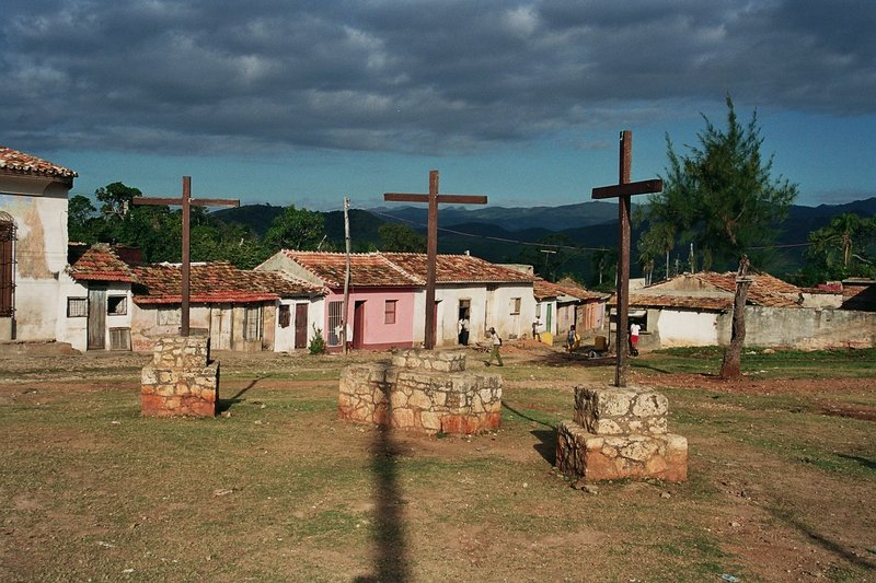 Tres Cruces in Trinidad