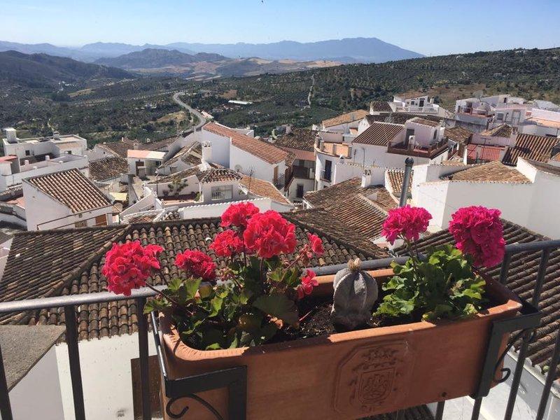 View from Casarabonela