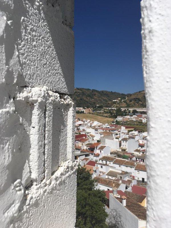 View from Alozaina