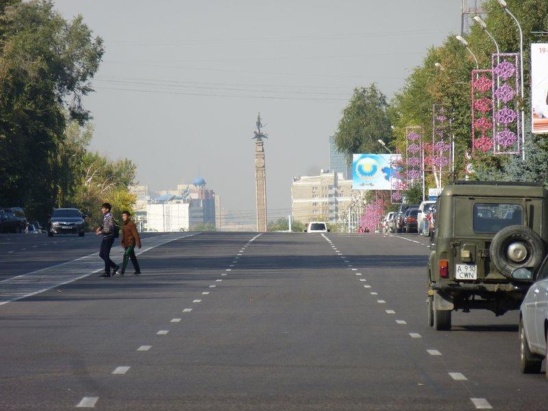 Sovjet Style Boulevard
