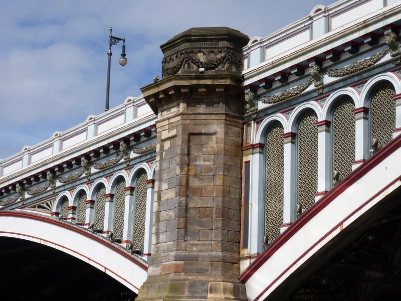 Bridge over the Railway Station