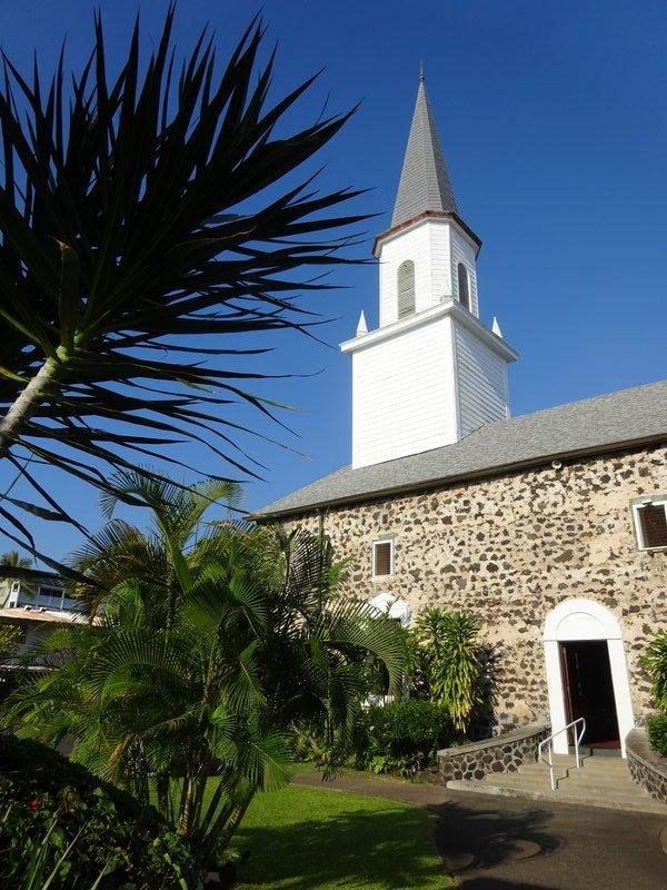 Mokuaikaua Church, Kailua-Kona