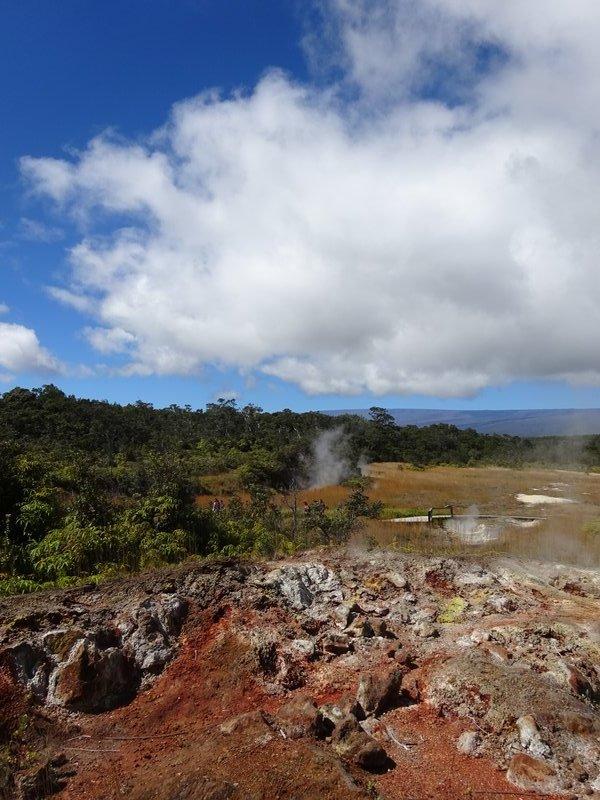 Sulphur Banks, Hawaii Volcanoes NP