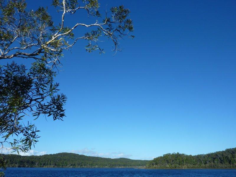 Lake McKenzie, Fraser Island