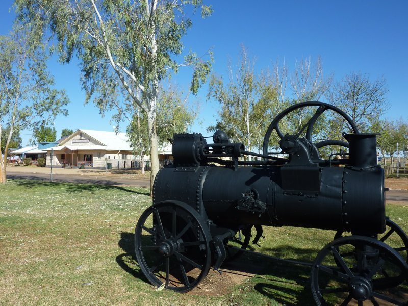 Boulia, Outback Queensland
