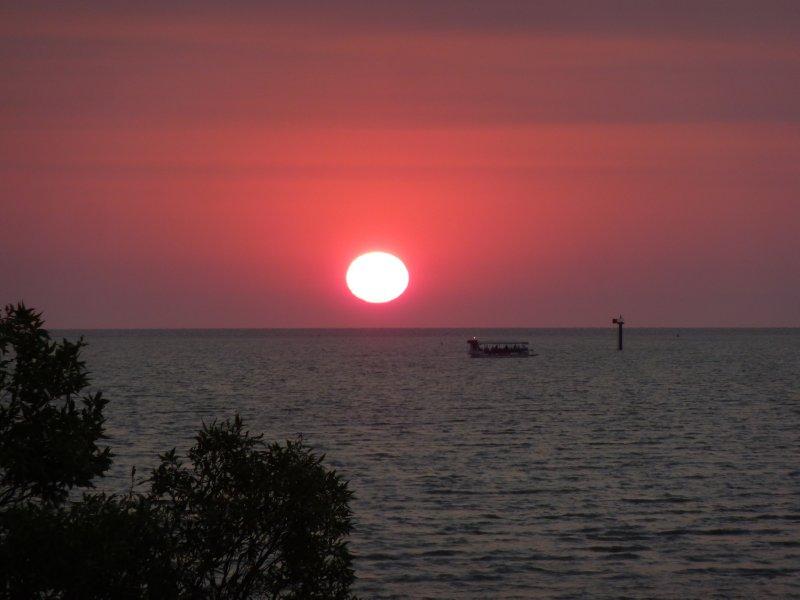 Sunset, Karumba