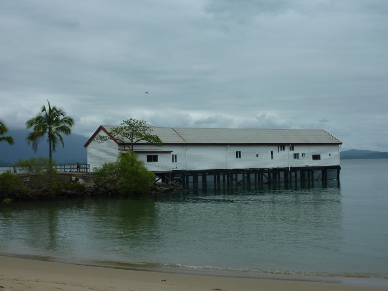 Sugar Wharf, Port Douglas