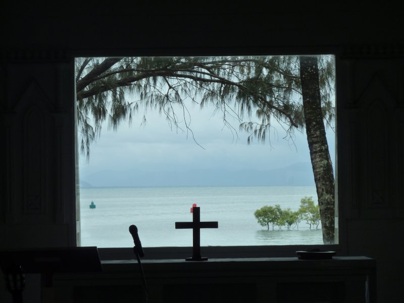 St. Mary's by the Sea church, Port Douglas
