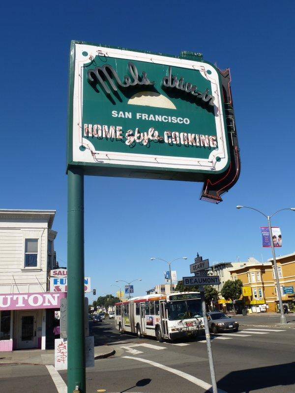 Mel's Diner, San Francisco