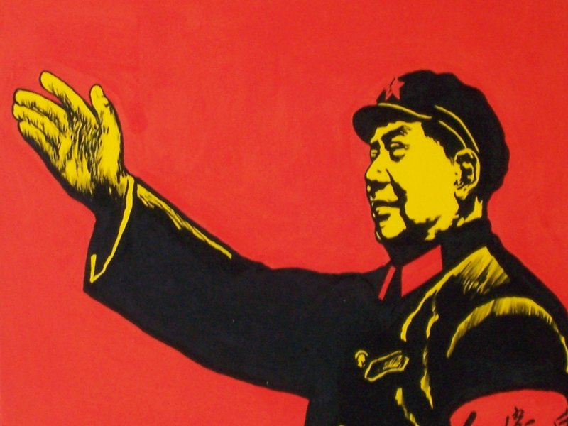 Follow Mao!