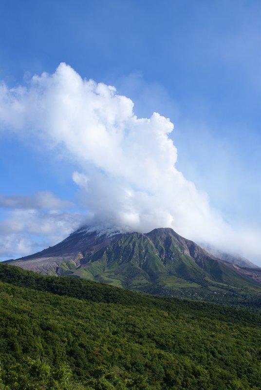 Soufriere Volcano