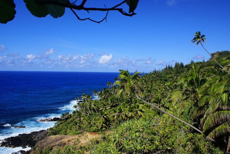 View from the Eco Trail