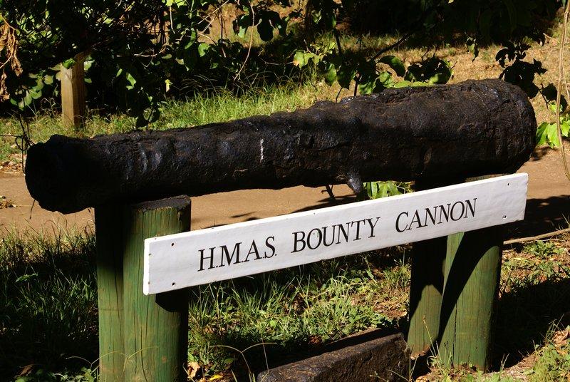 The Bounty Canon