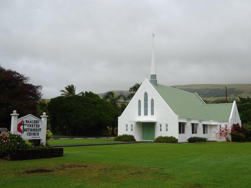 United Methodist Church, Naalehu