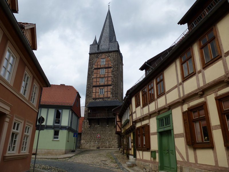 Quedlinburg Historic Centre