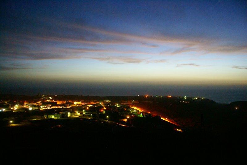 Mirleft by night