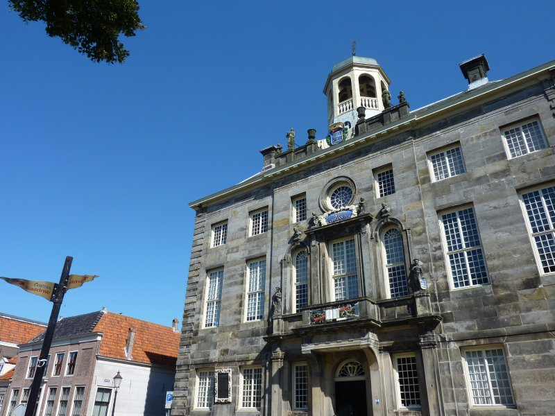 City Hall of Enkhuizen