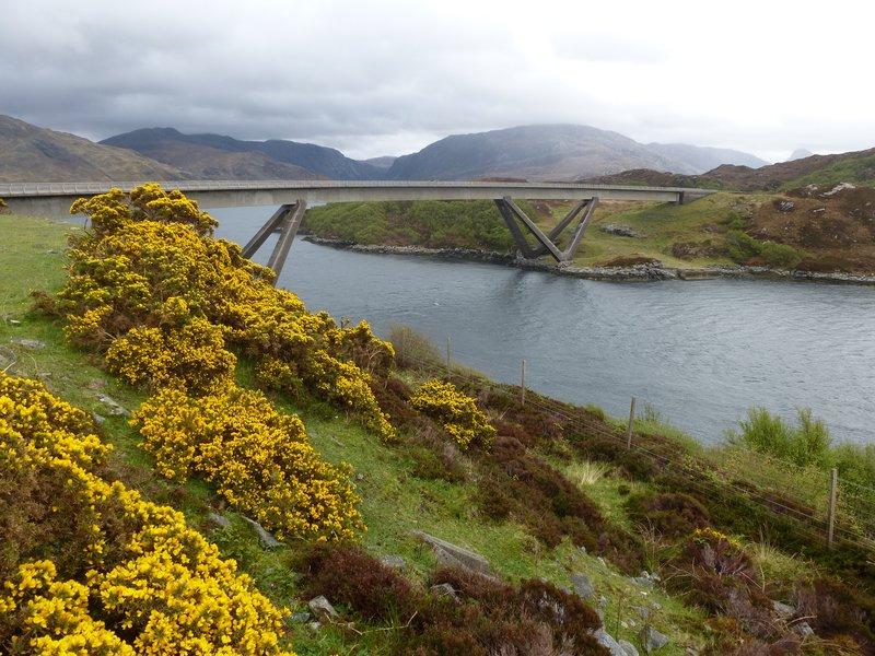 Bridge across the Highlands