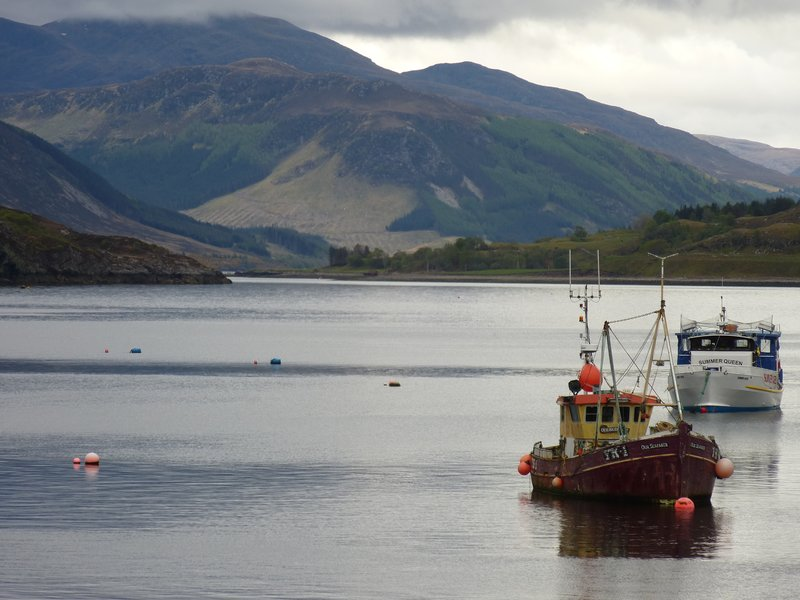 View from Ullapool