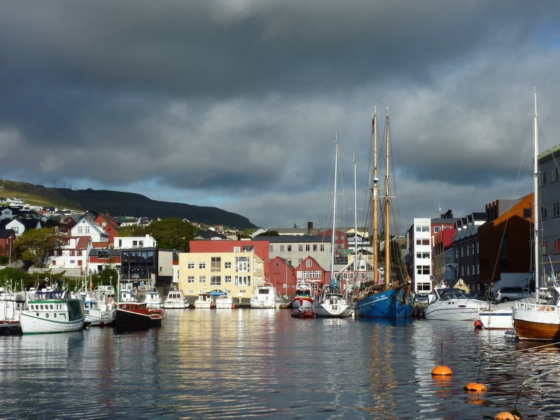 Torshavn harbour
