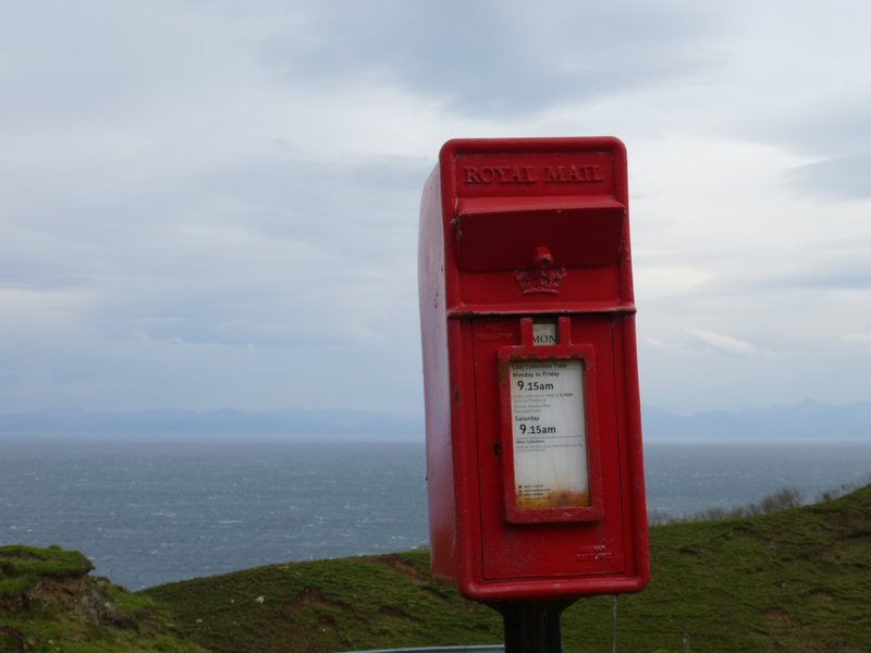 Lonesome Mailbox