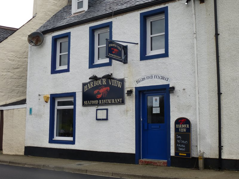 Portree restaurant