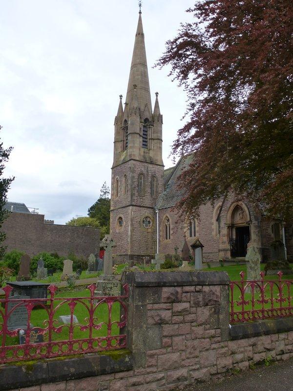 Church in Fort William