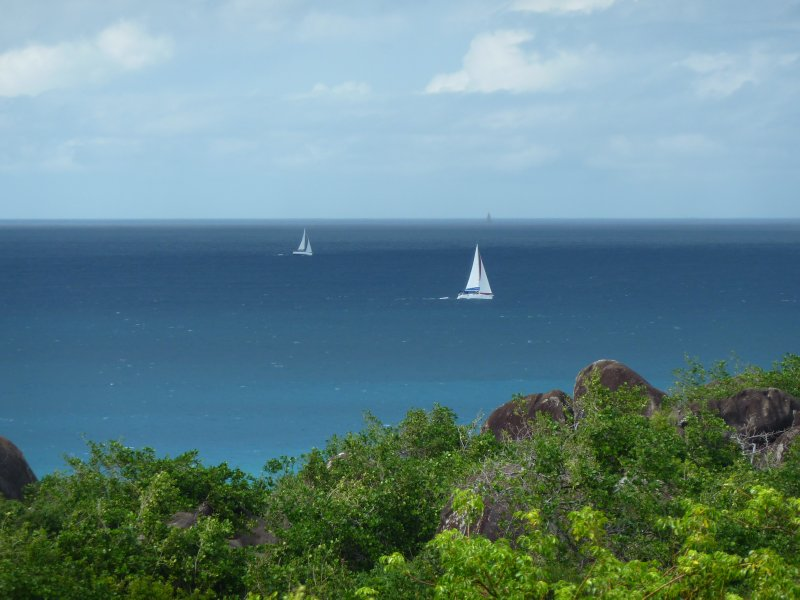 Sailing paradise, Virgin Gorda