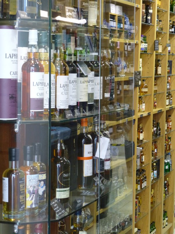 Whisky for sale