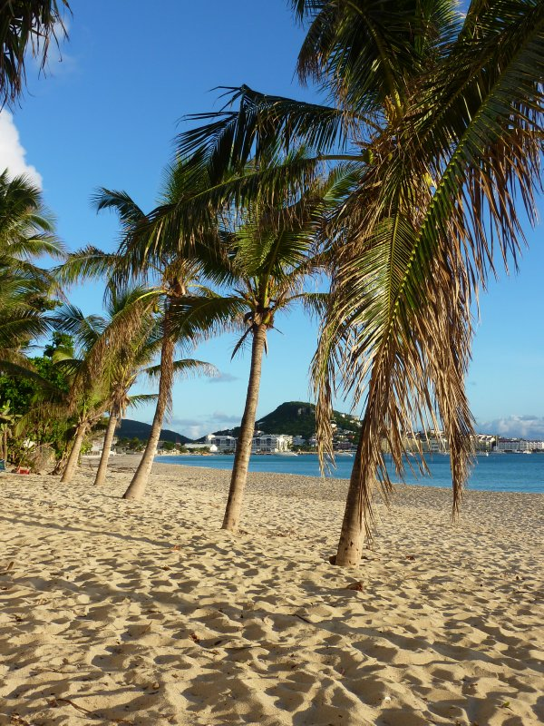 Simpson Bay Beach, St. Maarten