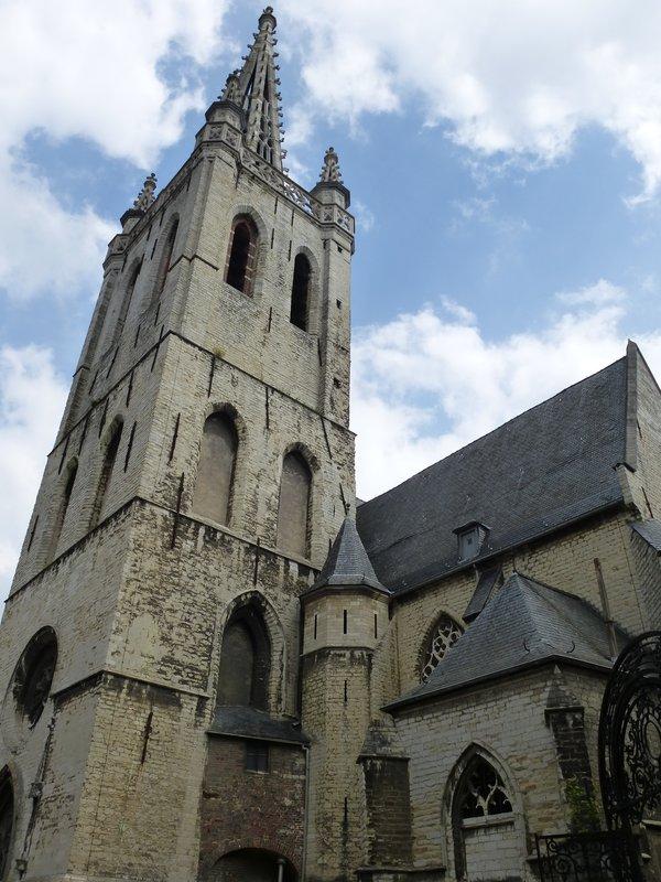 Church in Leuven