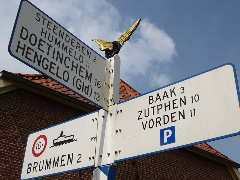 Old Style Signs