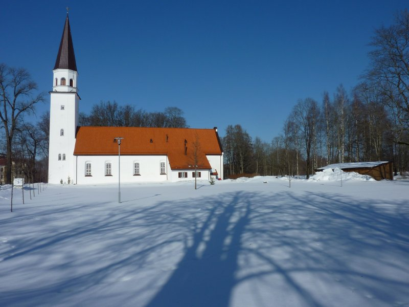 Church in Sigulda