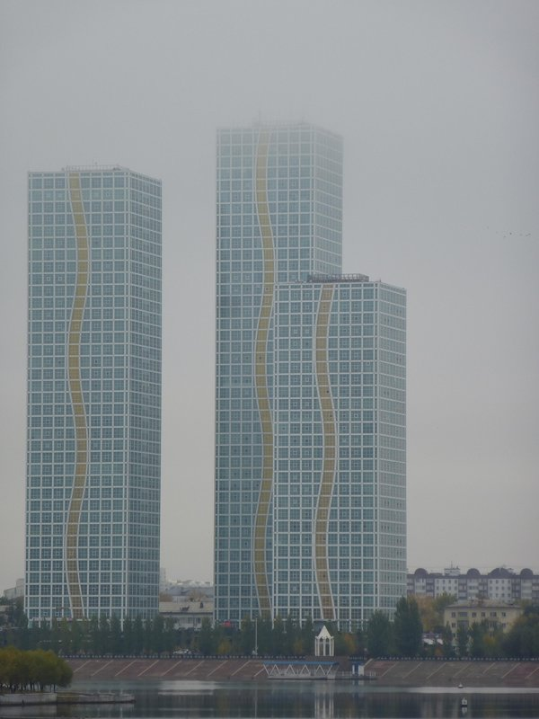 Grand Alatau Buildings