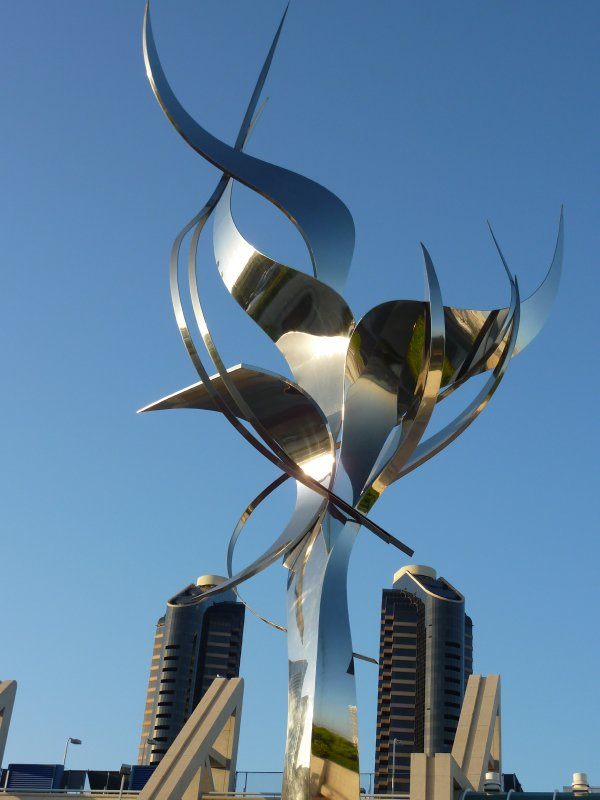 San Diego sculpture