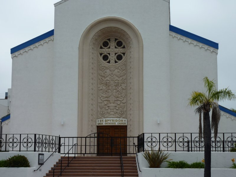 Greek Orthodox Church, San Diego