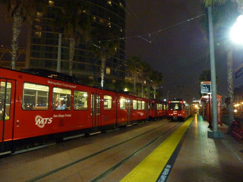 San Diego metro line