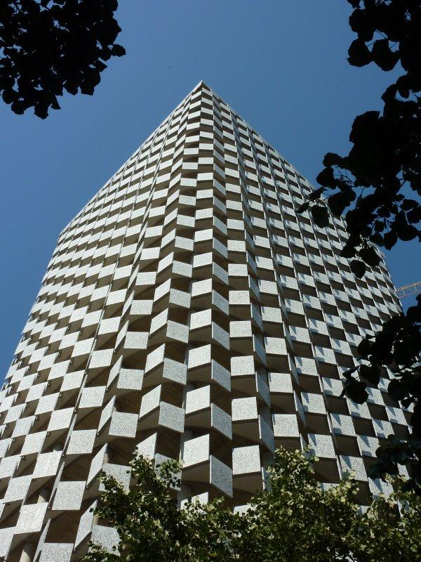 Modern architecture, Tirana