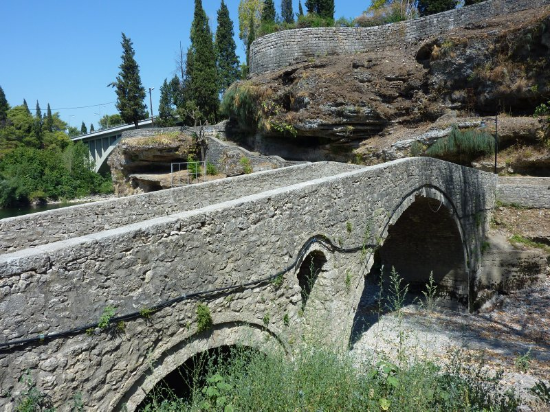 Old Turkish Bridge, Podgorica