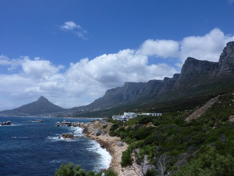 The Twelve Apostles, Cape Peninsula